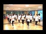 Bad Moon Rising(by Christina Yang)-D,S Line Dance(Dance Walk Through)