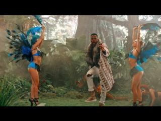 Jason Derulo feat French Montana - Tip Toe  (Official Music Video)