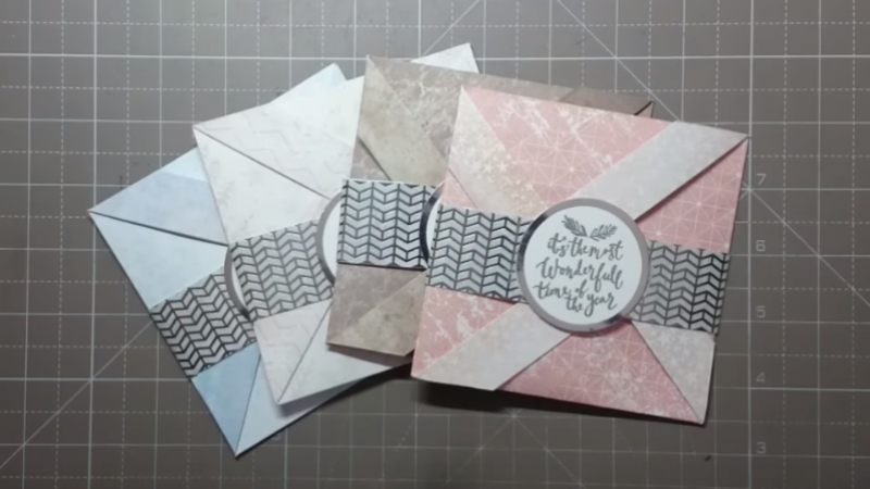 Origami Tato Envelope Tutorial