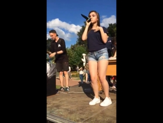 Холли 2017 - Люберцы♥️ Artik & Asti - Неделимы ( cover Alexandra Borodina )