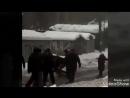 Відео нападу тітушками на нардепа свободівця Юрій Левченко який захищав майно громади від мародерства та знищення