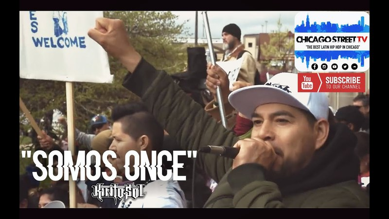 Kinto Sol Somos Once [NEW CHICANO RAP 2018!!] Rap Y Hip Hop Mexicano