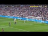 Реал - Барселона. Перекладина