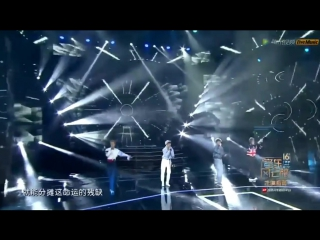 160409 NCT U 음악풍운방 Without you 첫무대 (Chinese Ver.)