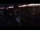 На ночном пароходике СПБ Нева Друзья Развод мостов Сальса ч 4