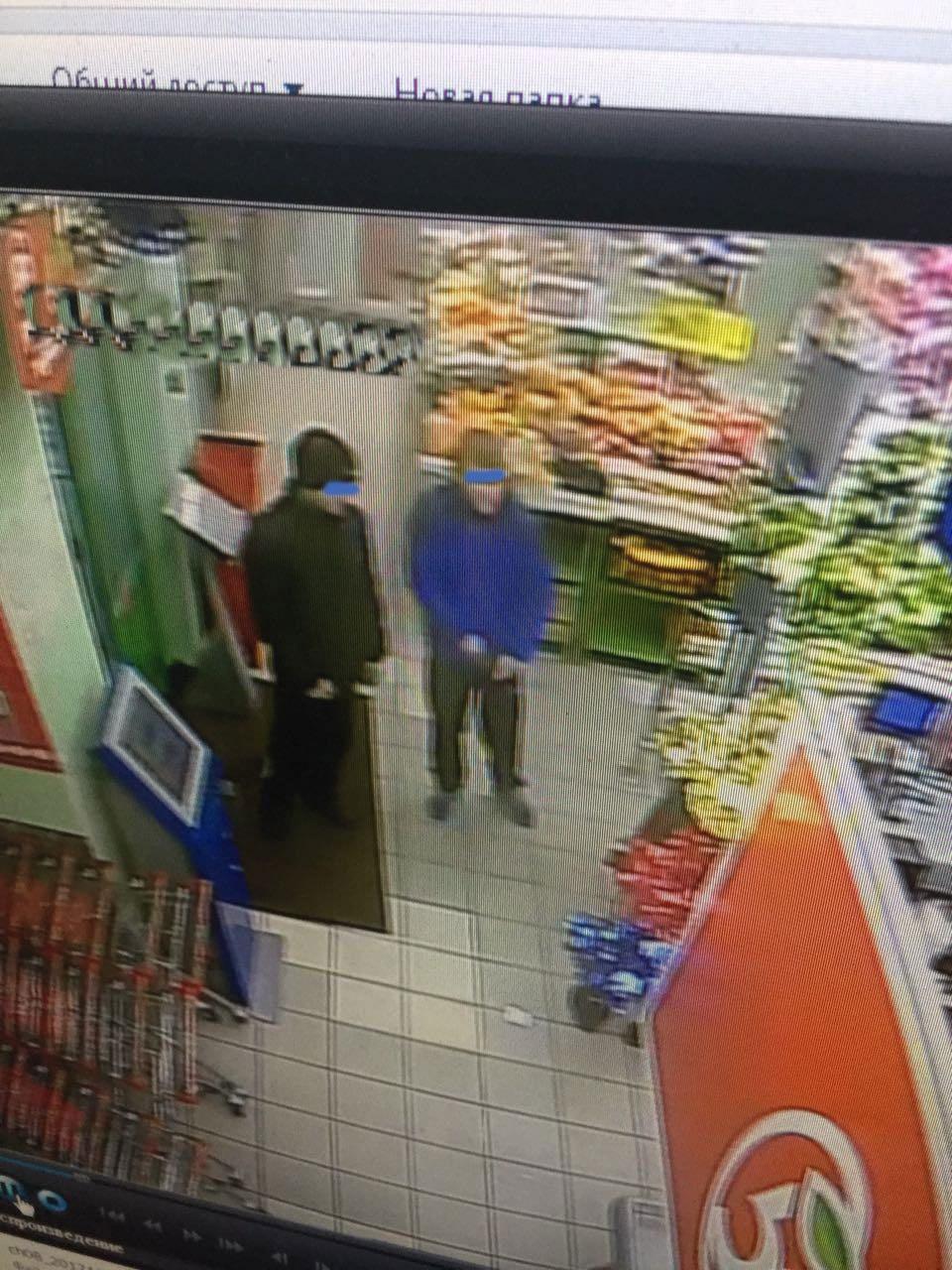 Подростки пытались ограбить магазин на Волокно