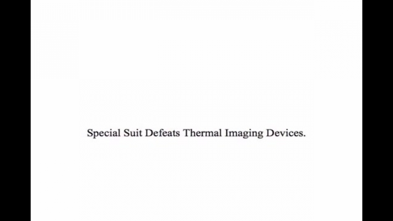 Defeat Thermal Imaging and Surive Modern Warfare