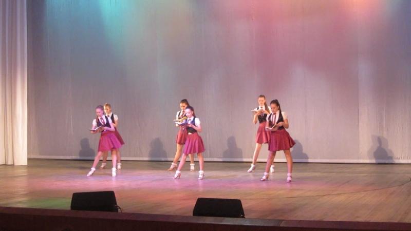 Школьницы Юниорский ансамбль