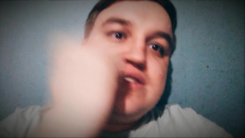 Видео от 07.03.2018. Я чувствую его тут, он делает зло, требует признать его единым богом для меня, этого полупокера.