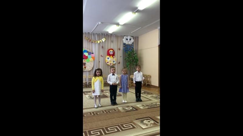 Denis_Nikiforov40 - Александр и Вероника поздравления маме на 8 марта