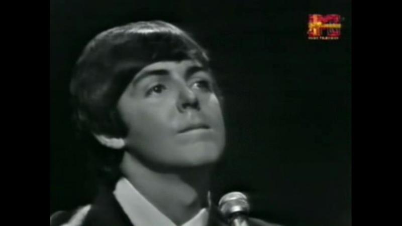 The Beatles - Yesterday (Live @ Ed Sullivan Show)