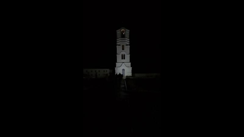 Рождество Христово. Александро-Свирский монастырь. 2018 г.