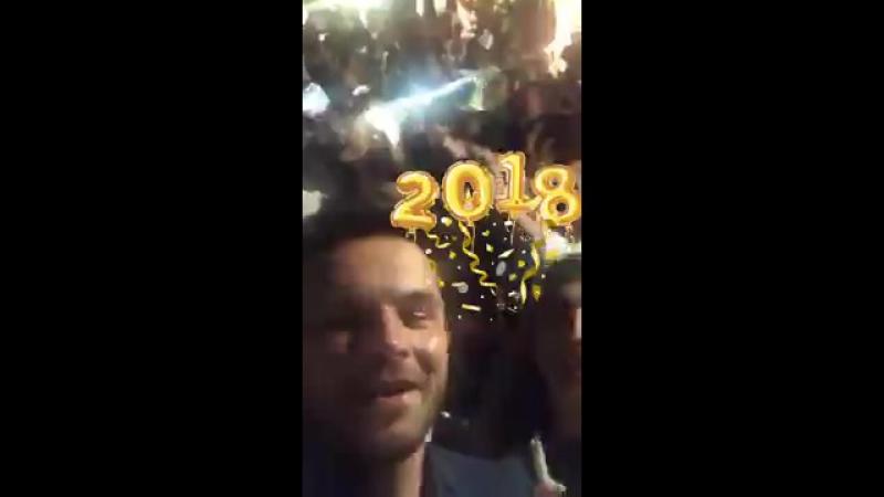 Евгений Пронин.Бали.С Новым 2018 годом!