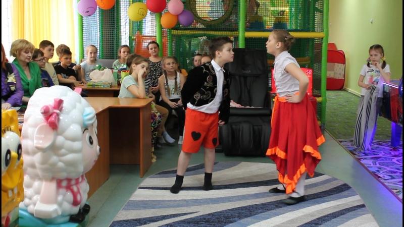 Добрый театр представляет К И Чуковский Мойдодыр в сокращении