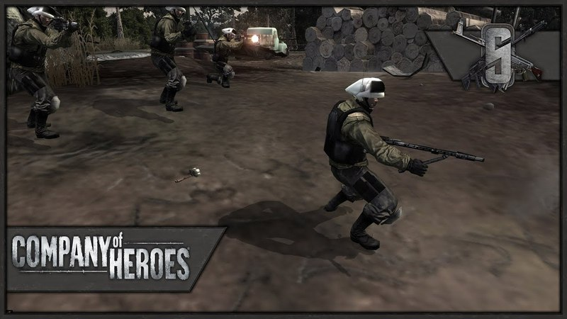 Rebels take Tatooine Public Alpha - Company of Heroes: Frontlines Mod
