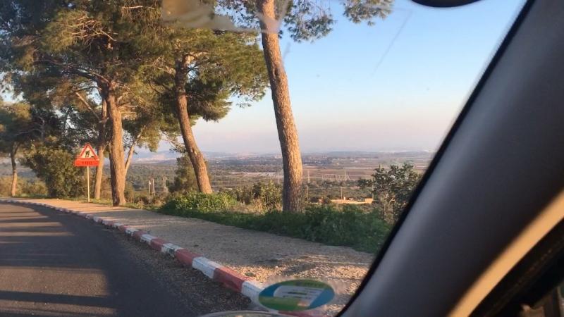 Haifa hills )