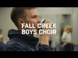 Bon Iver – Fall Creek Boys Choir   Choreography by Oleg Klevakin