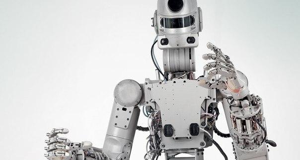 В России сделают конструктор для боевых роботов