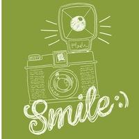Логотип SMILE будка - фотобудка Тольятти, Самара