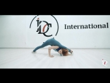 Vogue klass by Alena Dvoichenkova (International Dance Center) (1)
