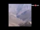 Турецкие солдаты показали как бесплатно катают по небу боевиков