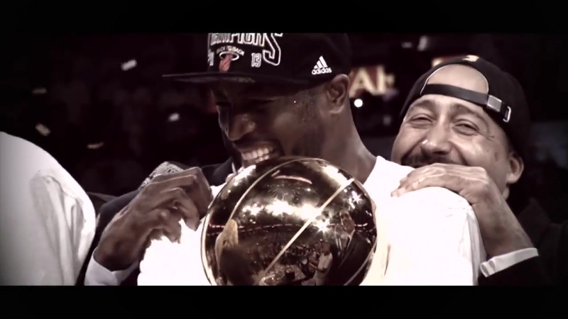 Dwyane Wade - Welcome Home, Flash
