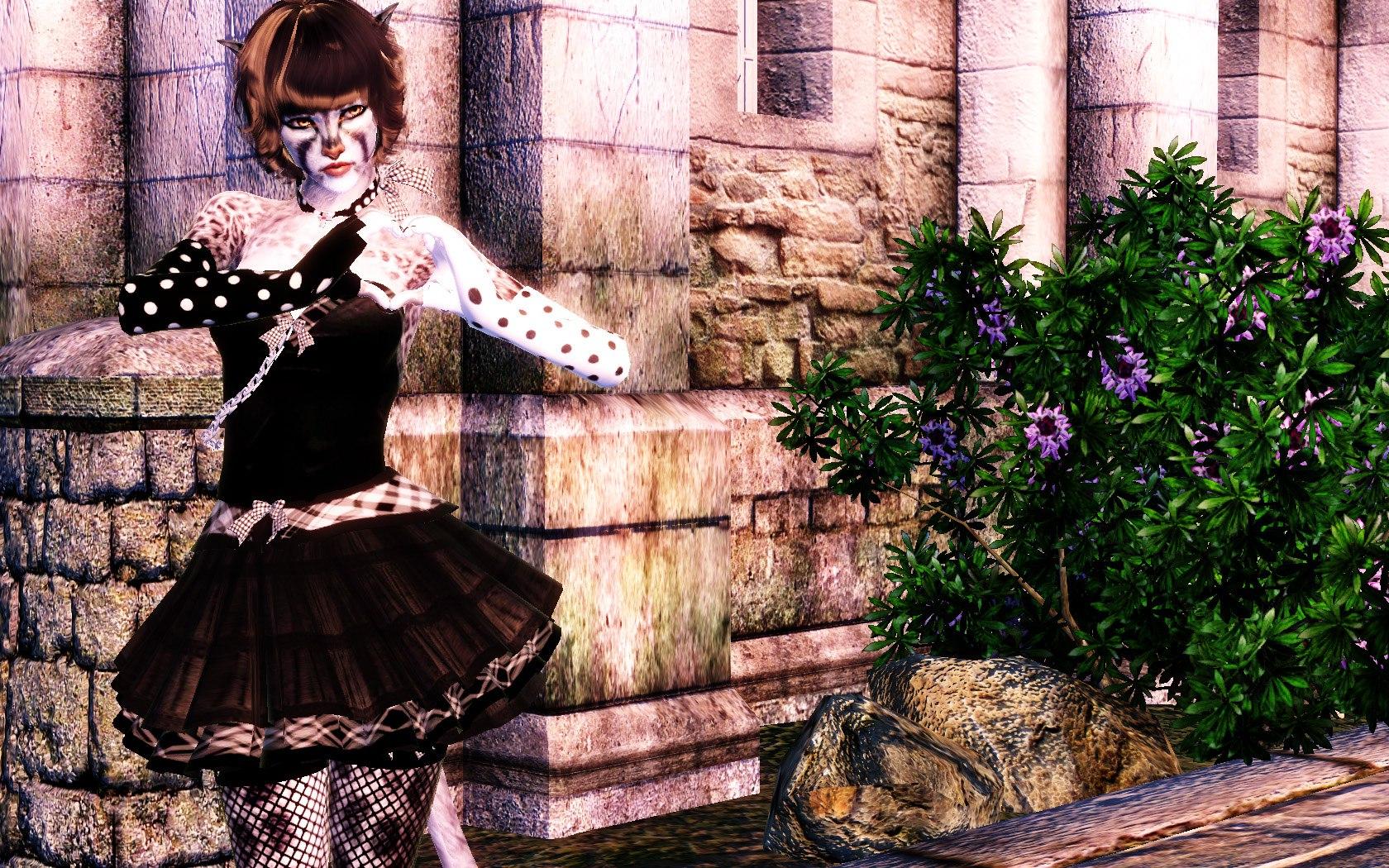 Готическая Лолита