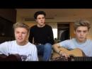 Акустический кавер песни Niall Horan - Flicker (Cover by New Hope Club)