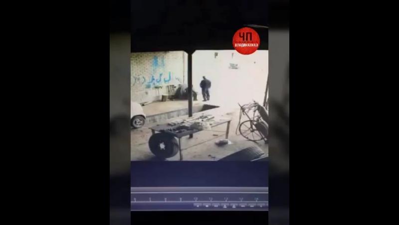 [ChP] Житель Дигоры пострадал от взрывной волны шины