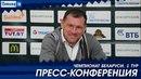 Сергей Гуренко: Игра понравилась болельщикам