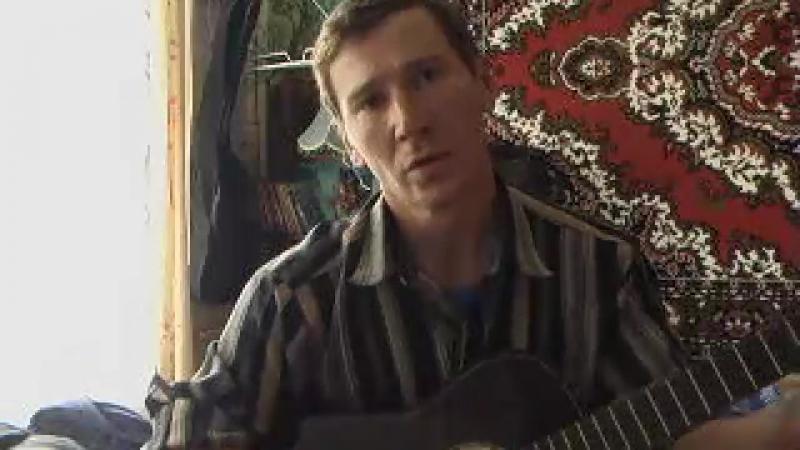Газим Бахитуллин с гитарой