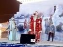 Новогодние пожелания Деда Мроза на Костромской ёлке