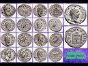 Монеты Римской Империи, Император Деций Траян,  Emperor Decius Trajan