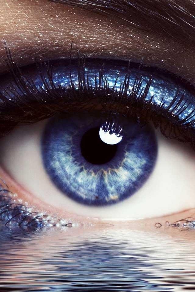 связь между контактными линзами и сухими глазами