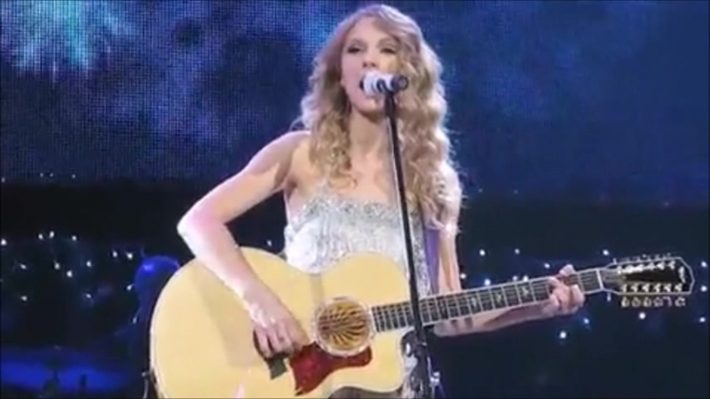 Taylor Swift - Fifteen (Live at KIIS FM's Jingle Ball 2009)