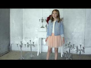 Кавер на песню River of Tears - Alessia Cara в исполнении Julia Middleton
