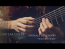 Animals as leaders Woven web. Alexi Chebotarev Guitar Cover