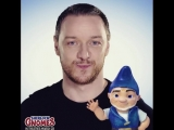 #sherlockgnomes is in theatres in one week. You can buy your tickets now at tickets.sherlockgnomes.com #whosyourgnomey #ceramics