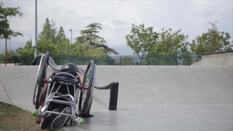 Aaron Wheelz Fotheringham - WCMX - SENT