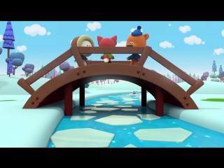 Ми-ми-мишки Серия 46. Лучший друг Лисички. HD