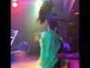 Юбка KZ во время танца