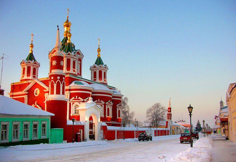 Коломна станет одним из туристических центров Подмосковья, Туристам Коломны, Россия Пастила музей Коломна