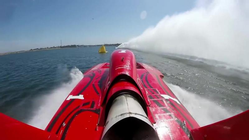 GoPro- Fastest Hydroplane on Earth