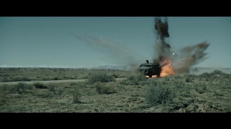 Солдат / Sicario 2: Soldado ( Италия, США, 2018) Трейлер