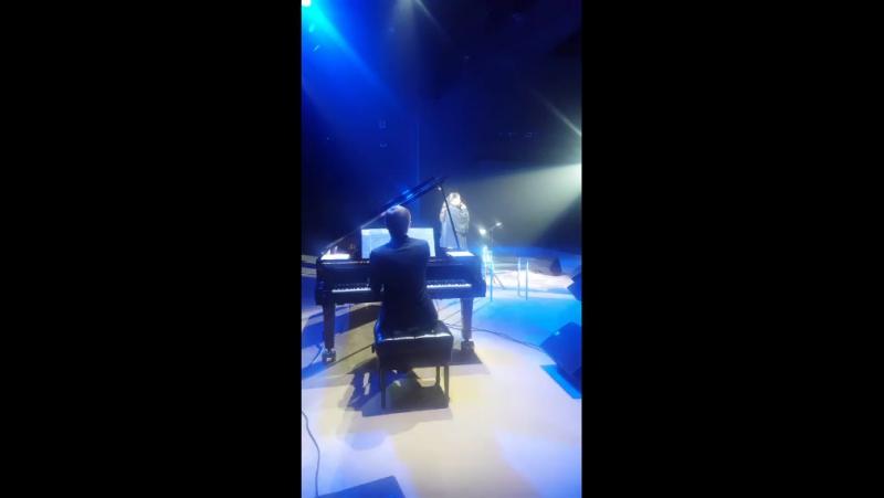 Концерт о.Фотия в Томске