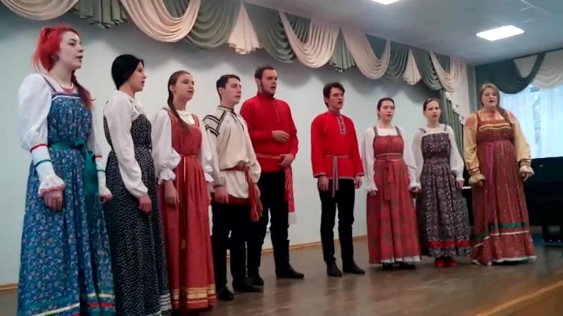 Разгулялась непогодушка лирическая песня Кемеровской области