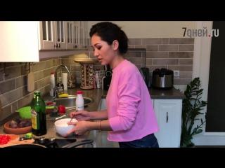 Оригинальный омлет - рецепт от ведущей «Доброго утра»