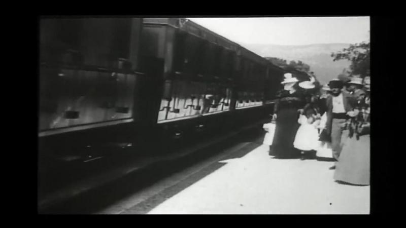LArrivee dun train en gare de la Ciotat 1895