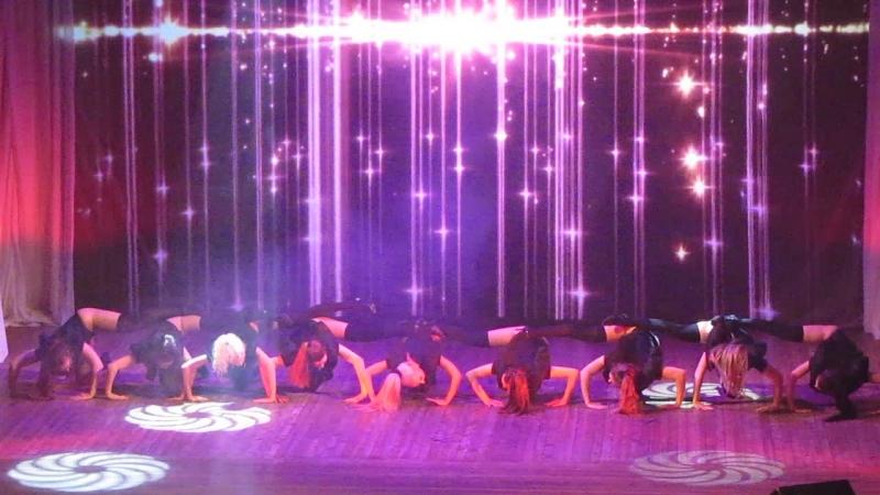 Отчетный Концерт (танец №2).