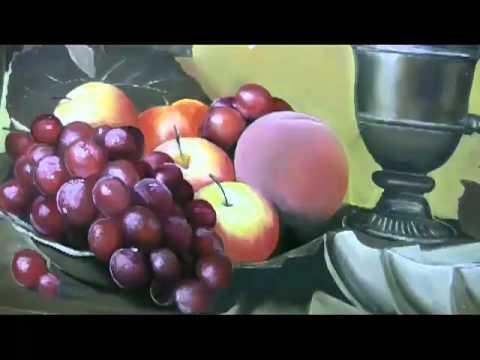 Dipingere l'uva